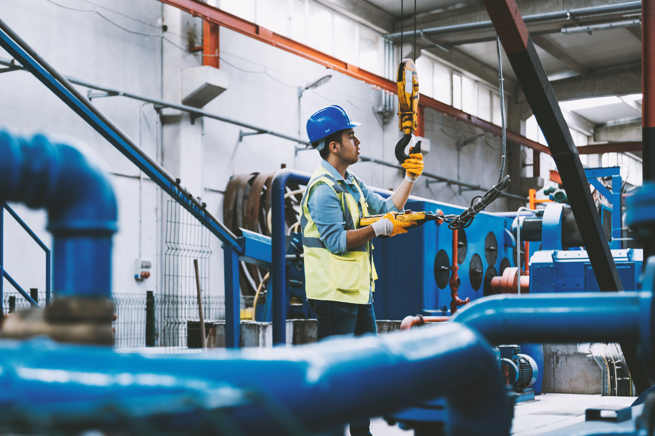 Industrial Equipment - Ready to increase your company's productivity? See our diverse product lines that will help you reach the next level of production and efficiency.