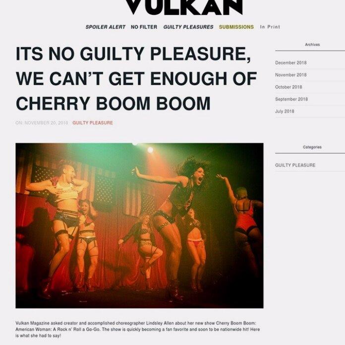 VULKANMAGAZINE.COM – JUNE 25, 2016