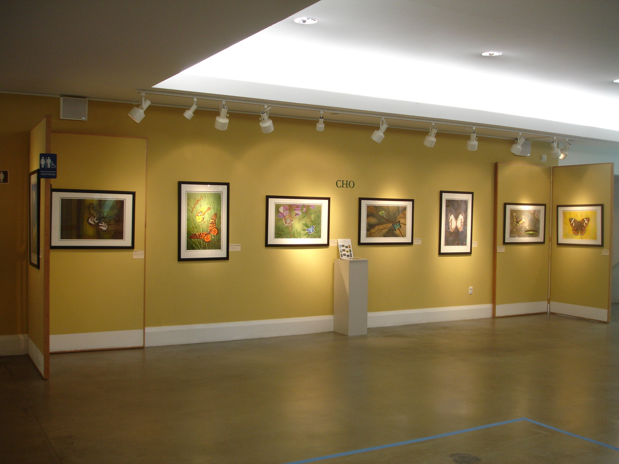 Gallery and Art Show - EXHIBITS