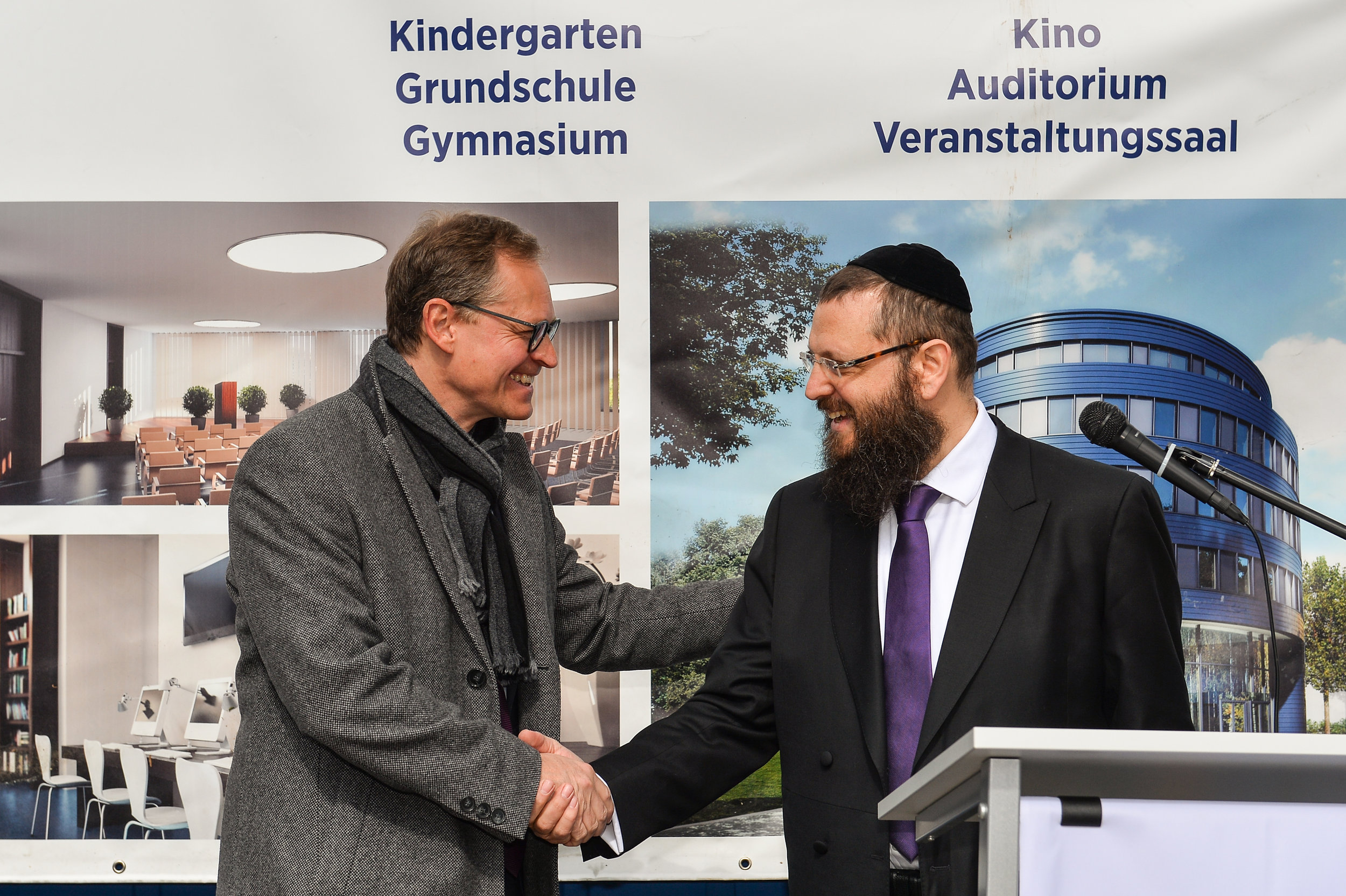 Regierende Bürgermeister Michael Müller