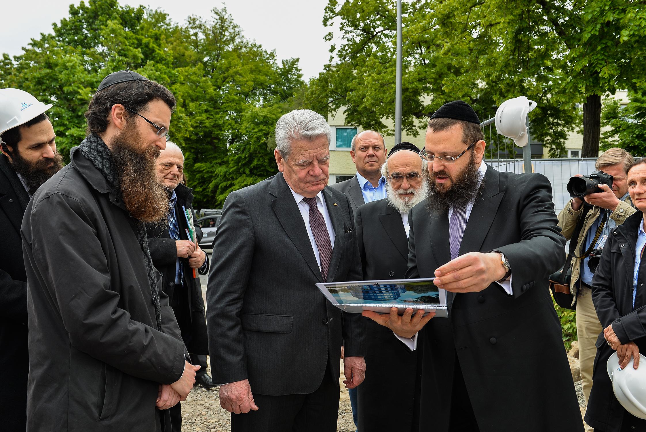 Bundespräsident a.D.Joachim Gauck