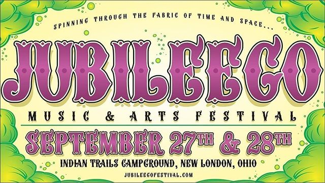 9/27 9/28 @jubileegofestival 2019 Completely local homegrown festival brought to you by @grandpabeebe and friends. Get yo tickets now!! jubileegofestival.com for more info  #festival #local #homegrown #livemusic #arts #jubileego #mistermoon #mistermoonmakesmusic #blackarches