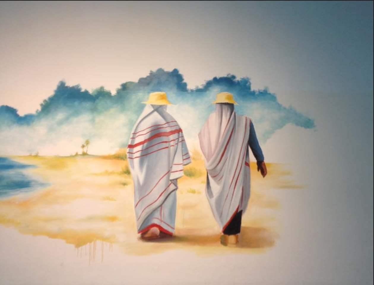 Djerbi Frauen