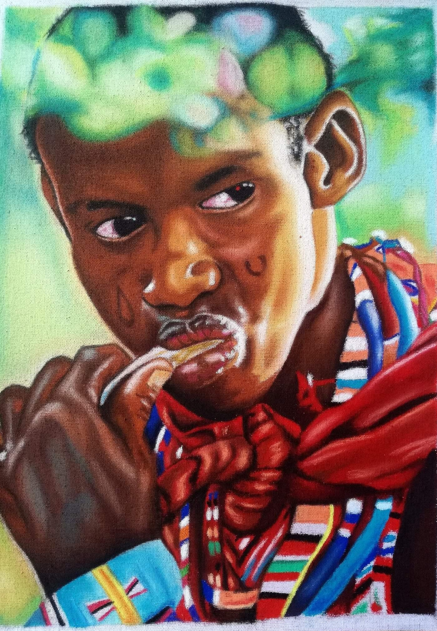 Schadrack Ntamagendero Chad - Painting 6.jpg