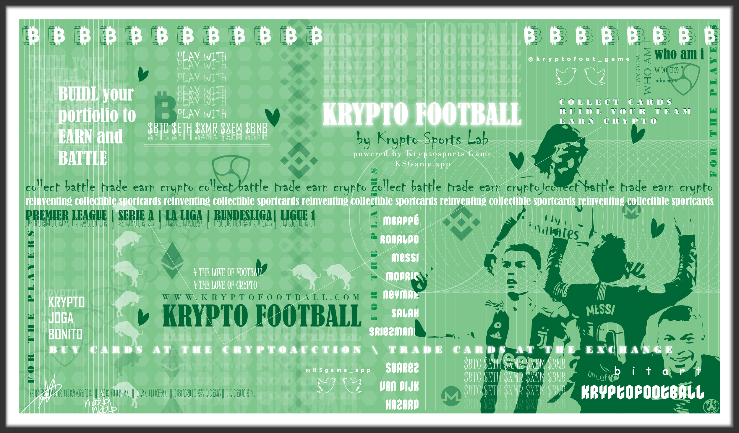 Kryptofootball