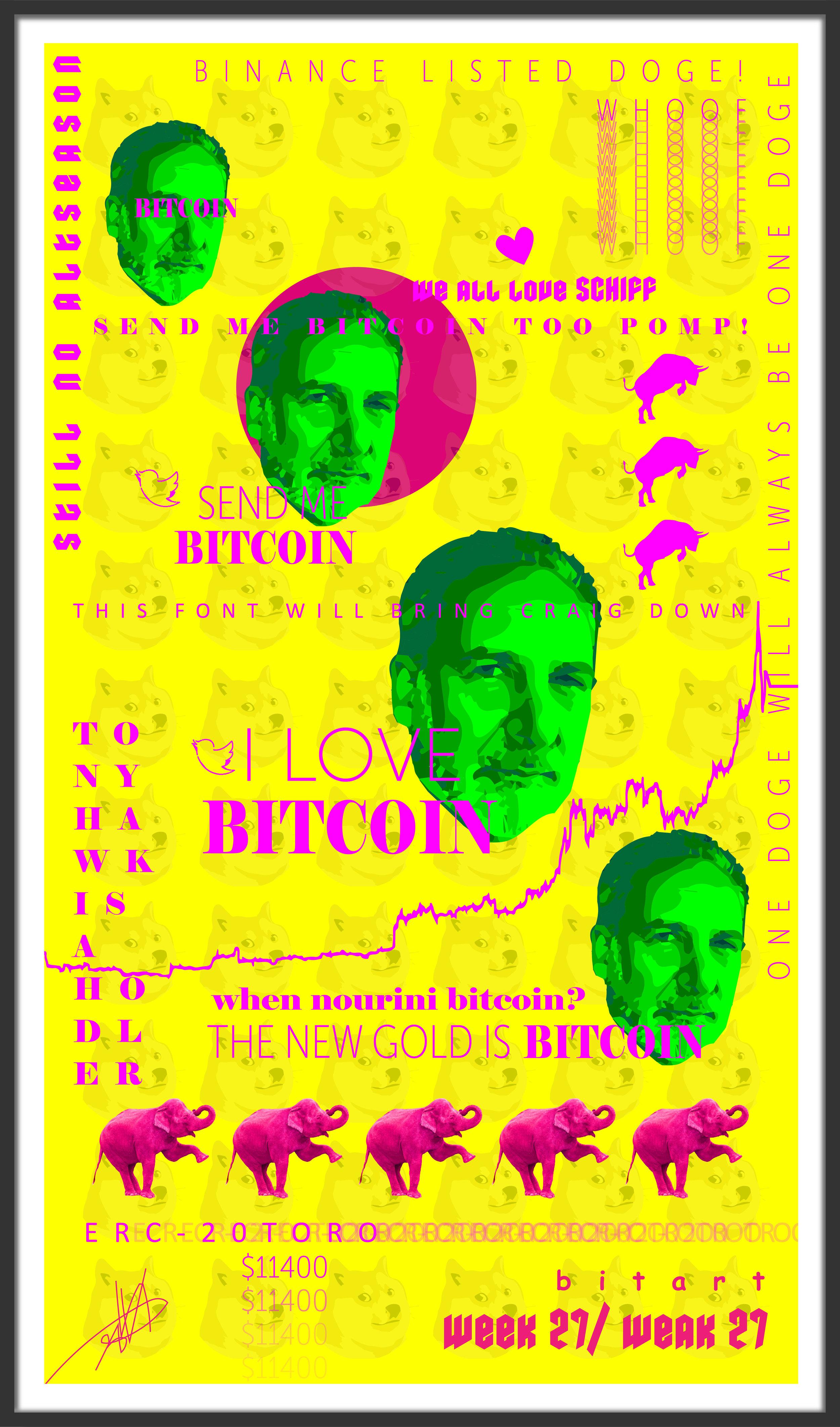 Cryptoart week 27