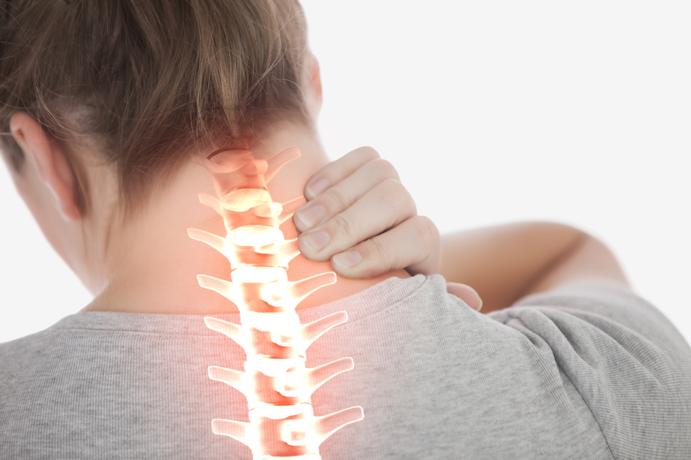 facts neck pain causes relief
