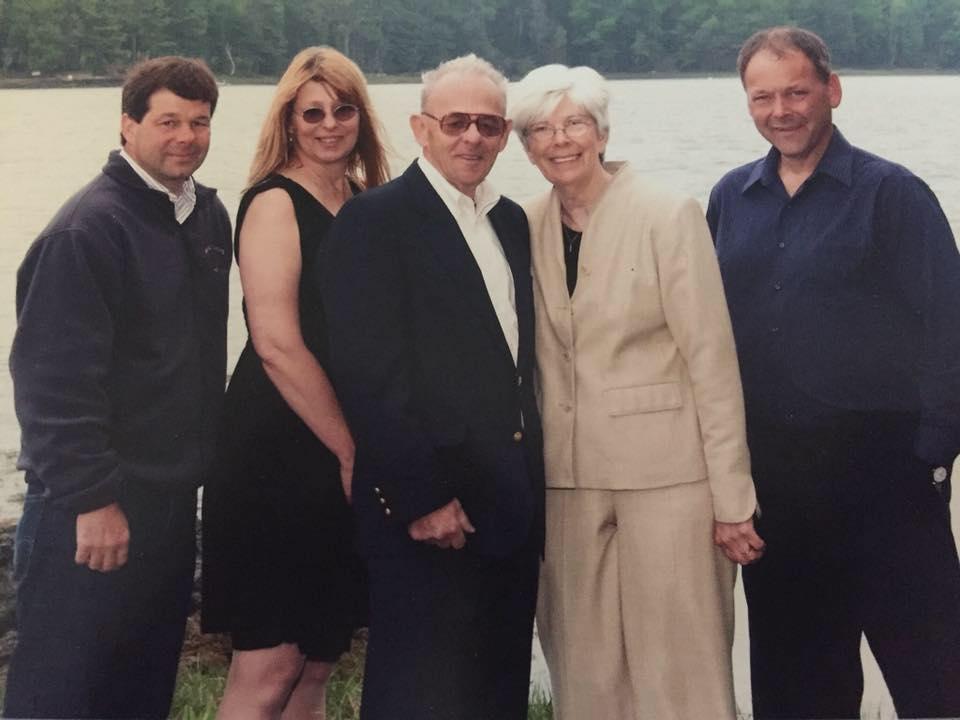 The original founding family of R.A. Webber & Sons.