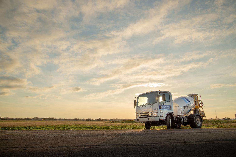 Sidekick Small Job Concrete Delivery — Fredericksburg, TX