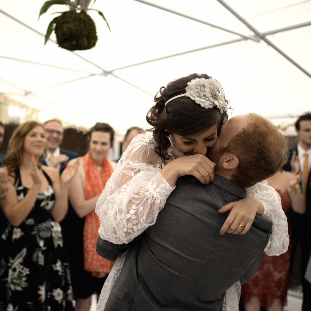 - warehouse wedding