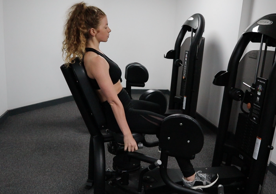 Seated Abductor