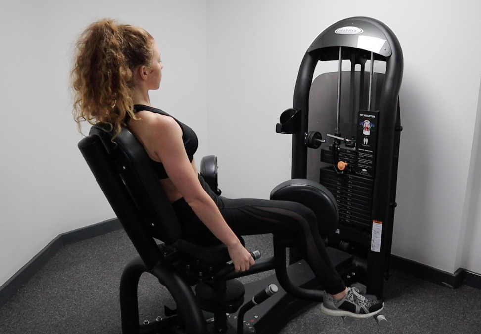 Seated Adductor