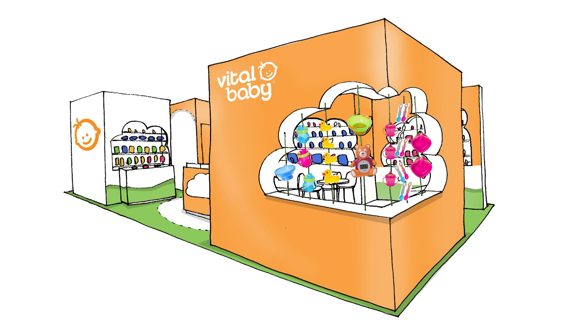 Vital Baby Booth Visual