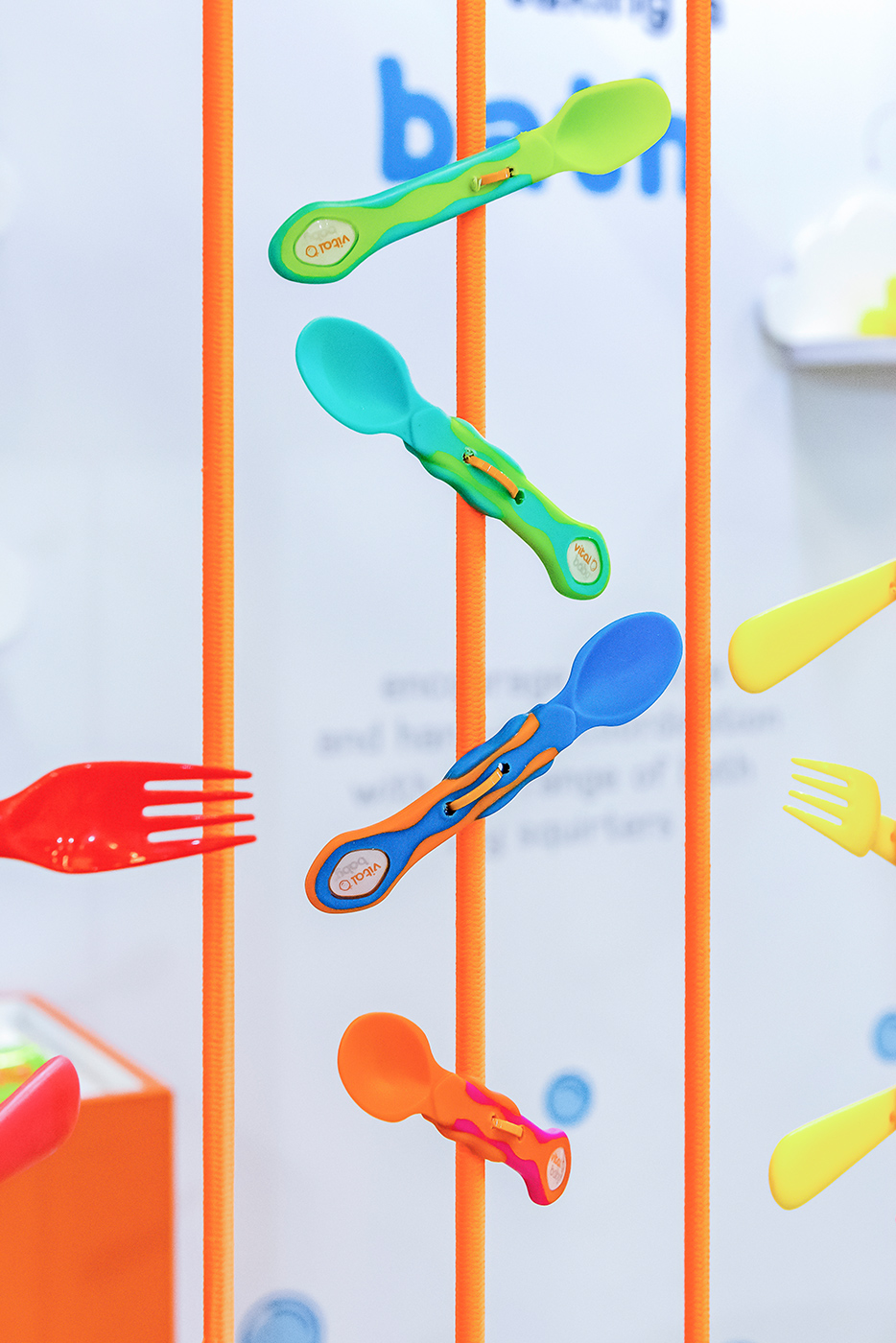 Vital Baby Booth Details Spoons