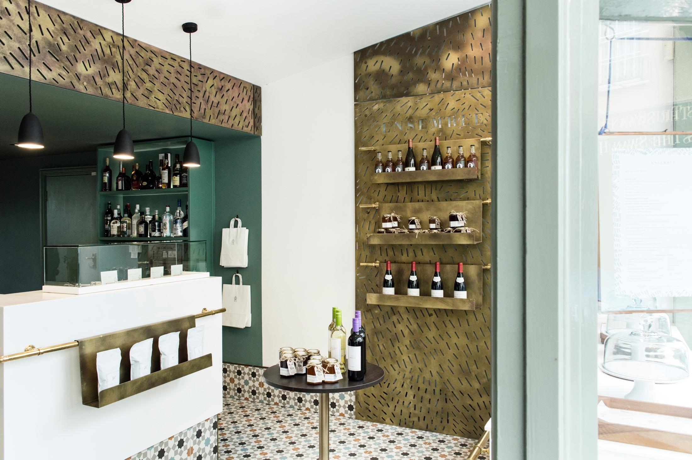 Ensemble Wells Restaurant Retail Overview