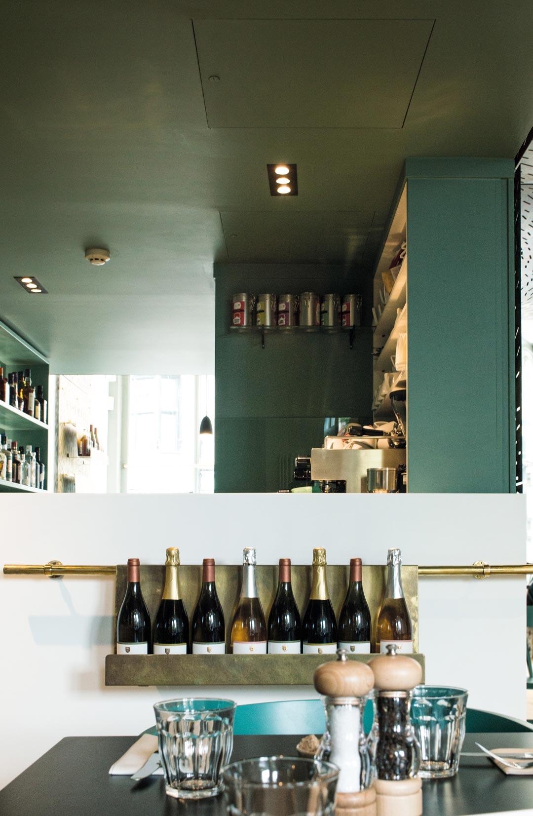 Ensemble Wells Restaurant Shelf Details