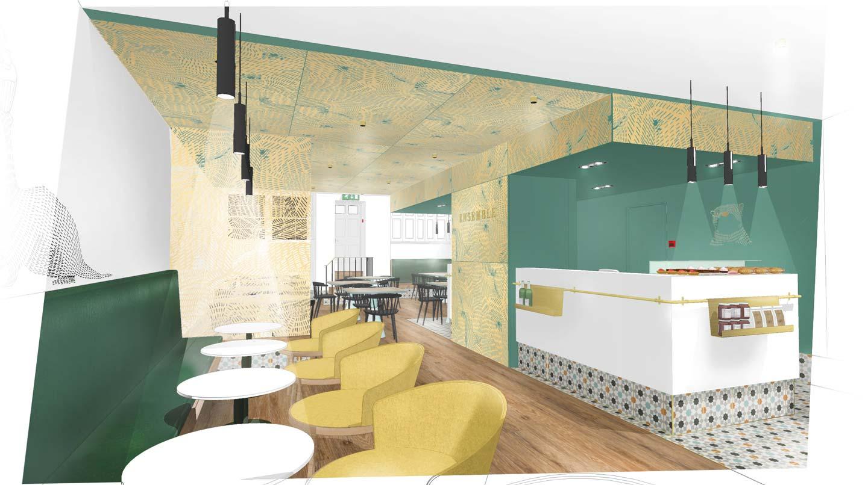 Ensemble Wells Restaurant Visuals