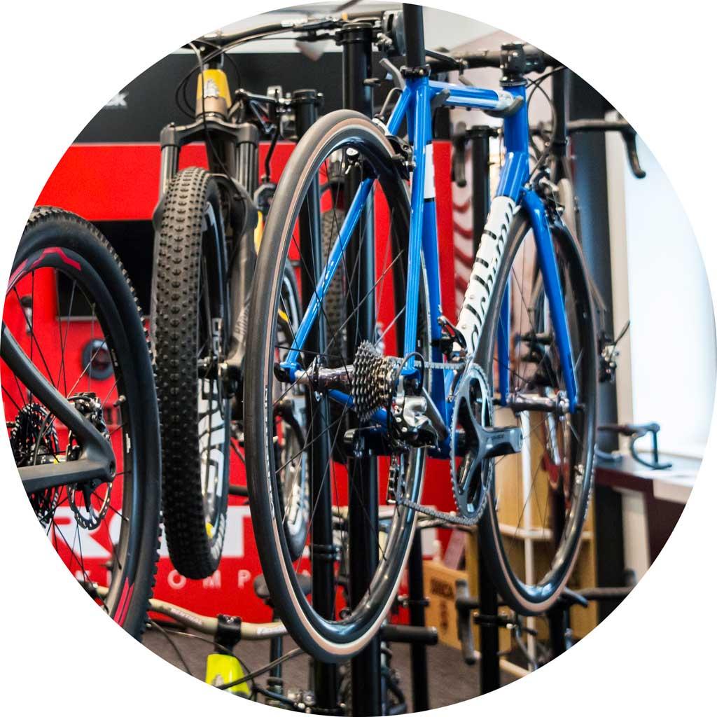 Saddleback Showroom Bike Detail