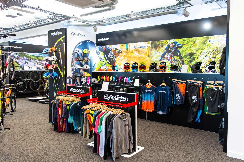 Saddleback Showroom Overview