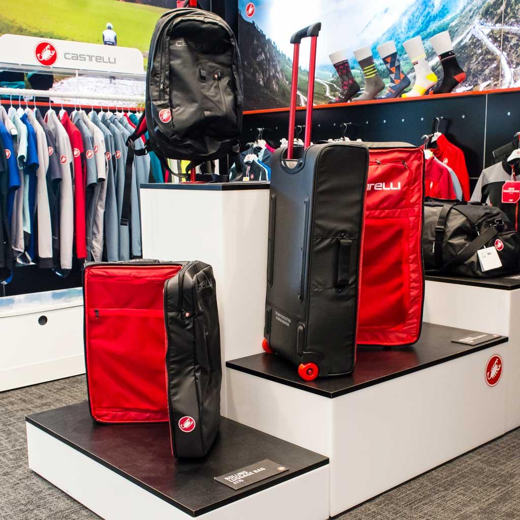 Saddleback Showroom Bags