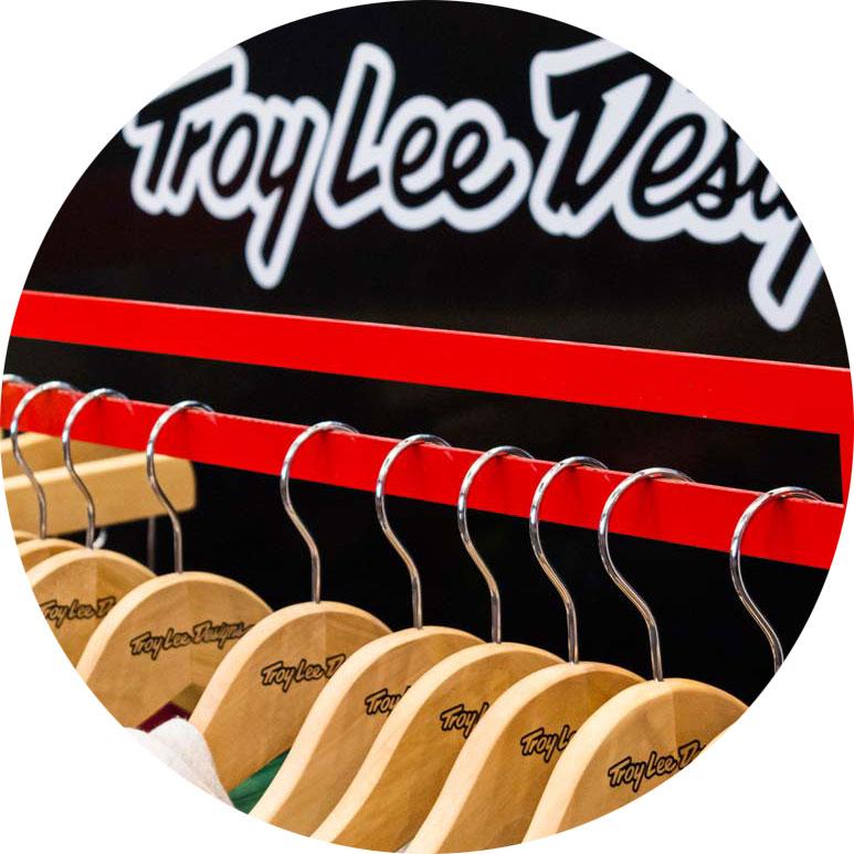 Saddleback Showroom Troy Lee