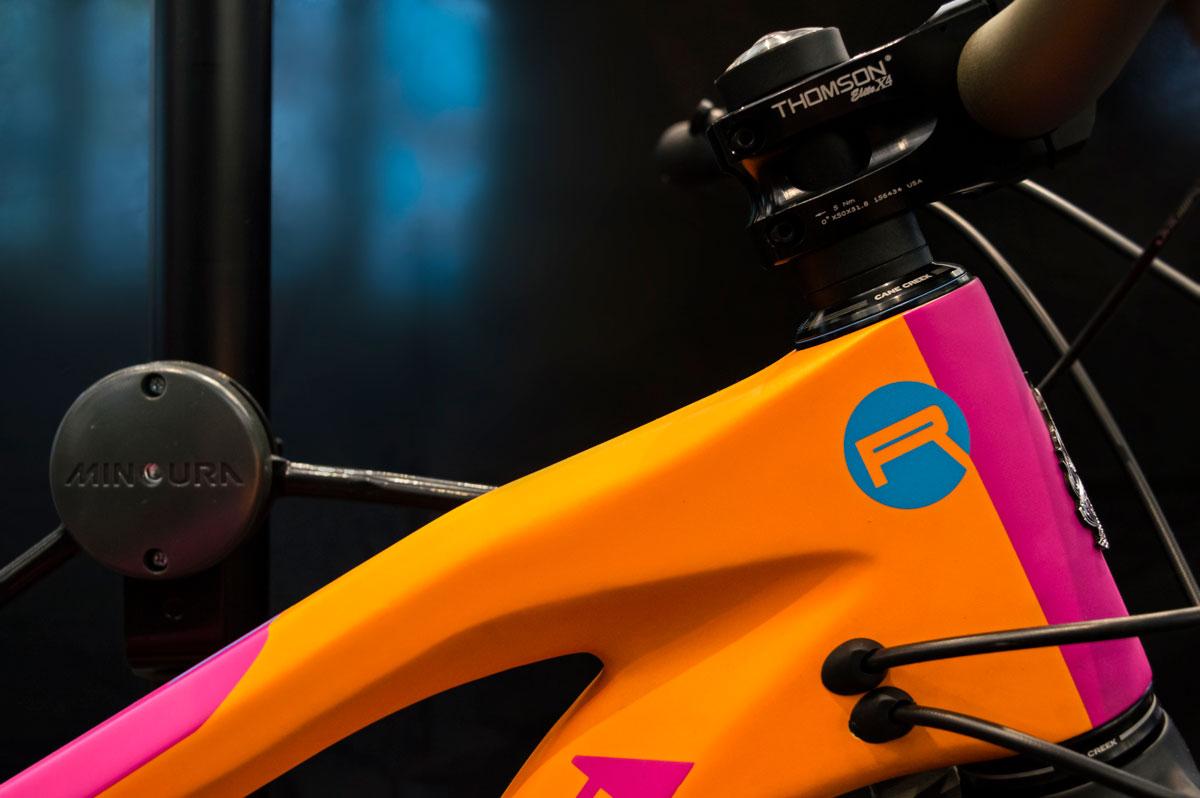 Saddleback Showroom Bike