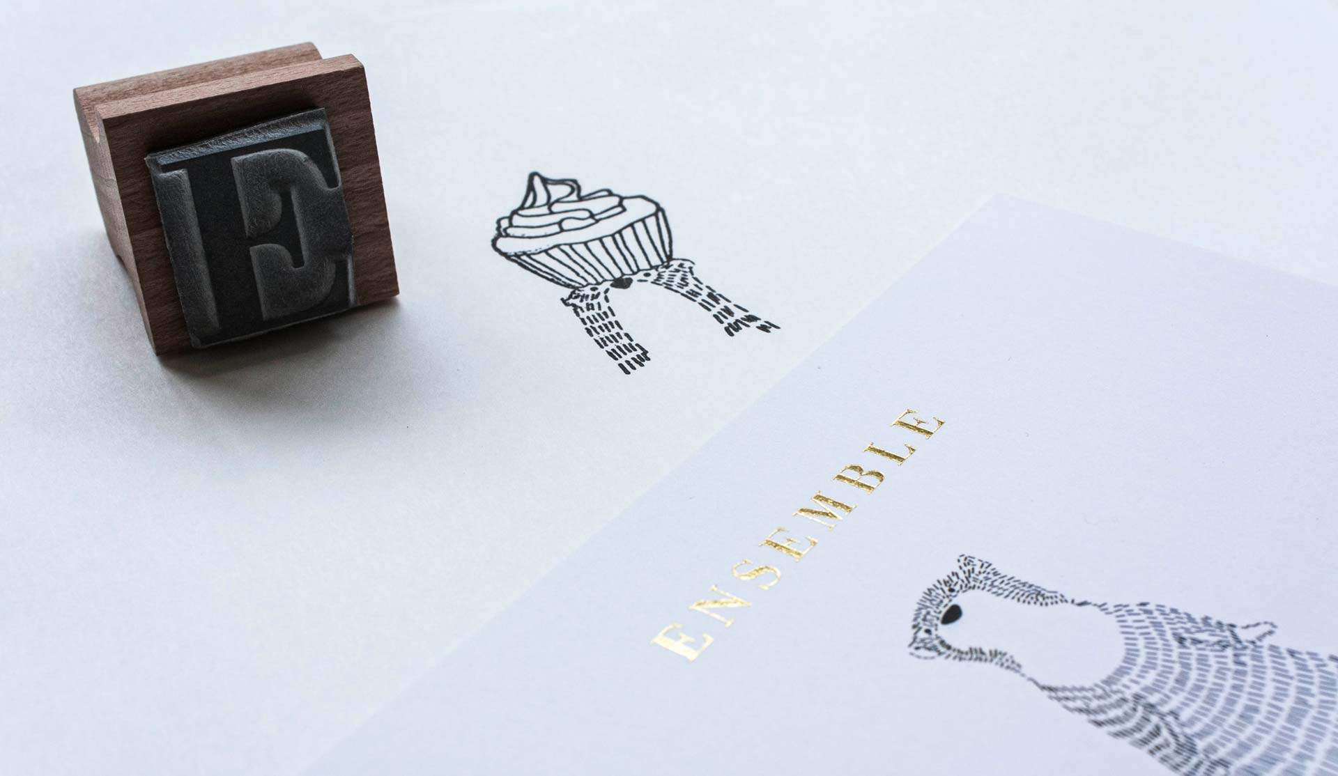 Ensemble Wells Stamp Detail