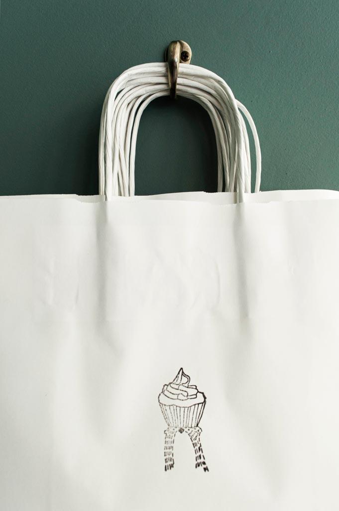 Ensemble Wells Bag Detail