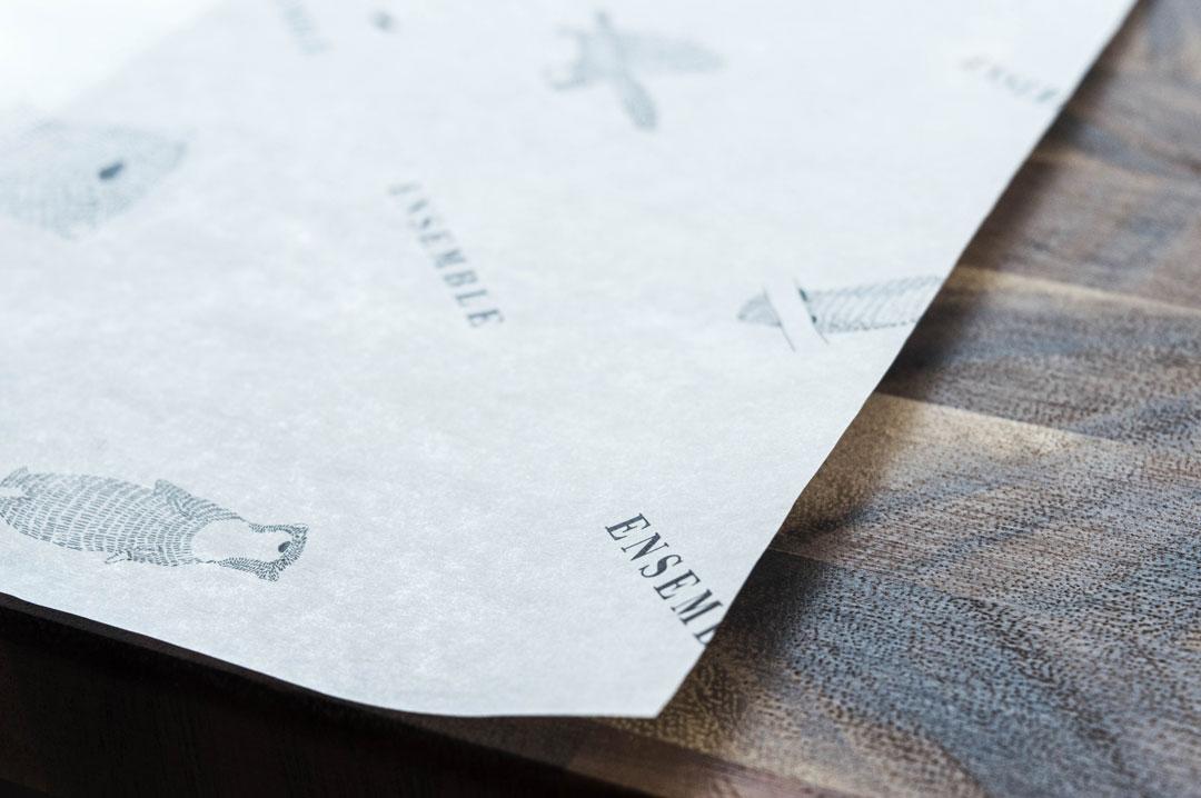 Ensemble Wells Paper Detail