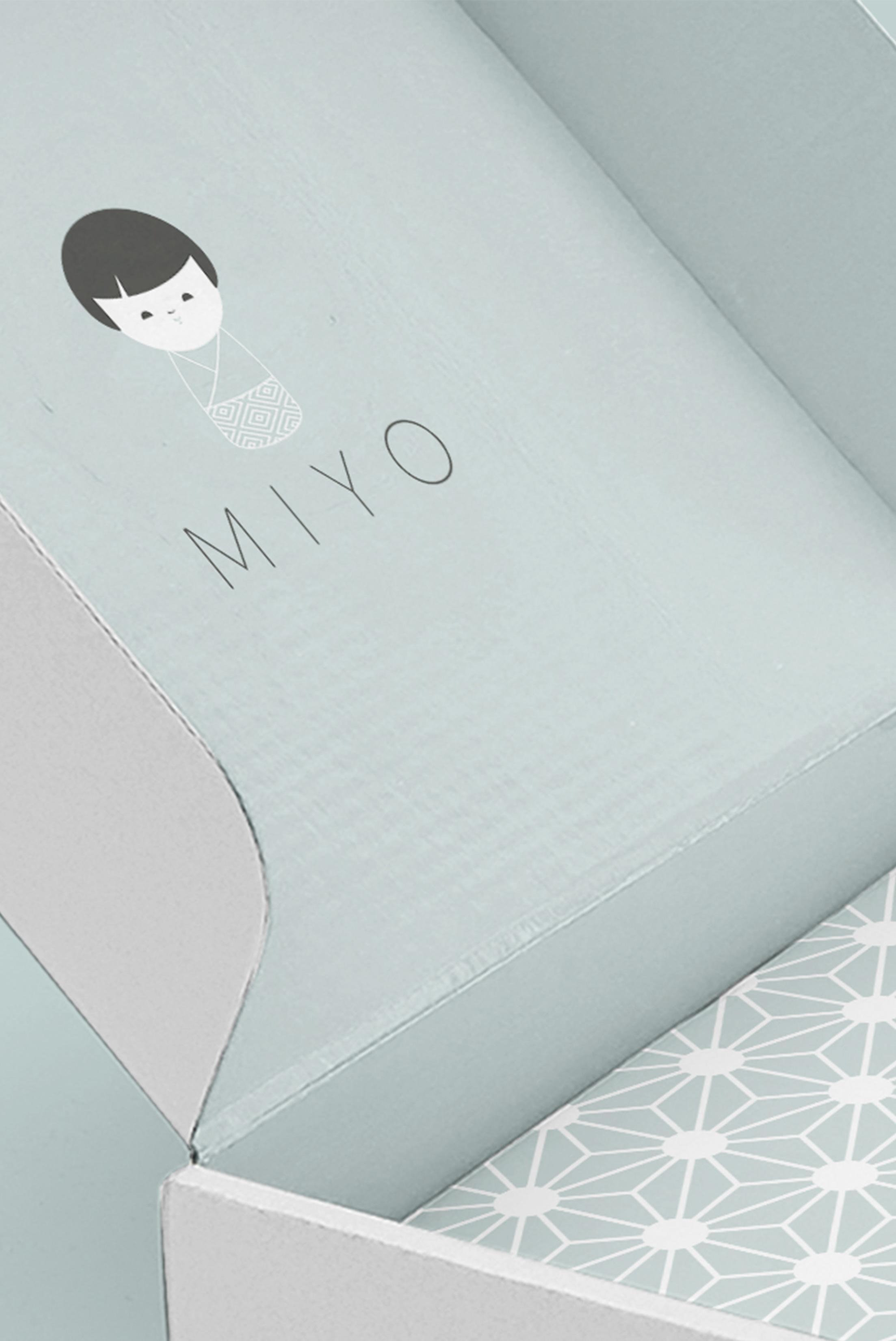 Miyo Branding Box