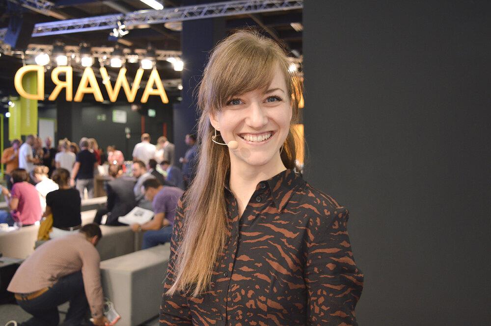 Emma Gullick, Trend Forum, KJ 2018