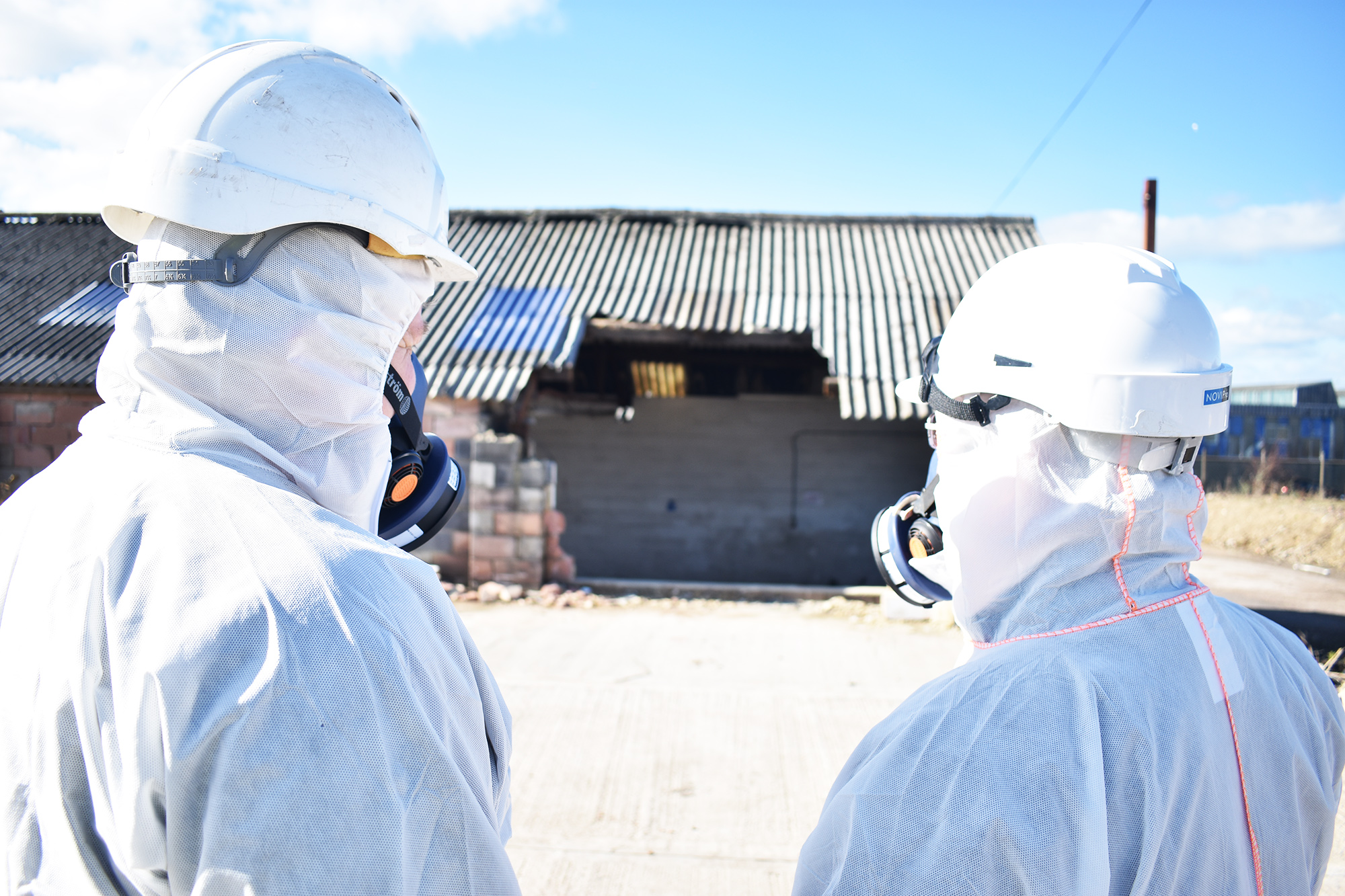 Asbestos Removal -