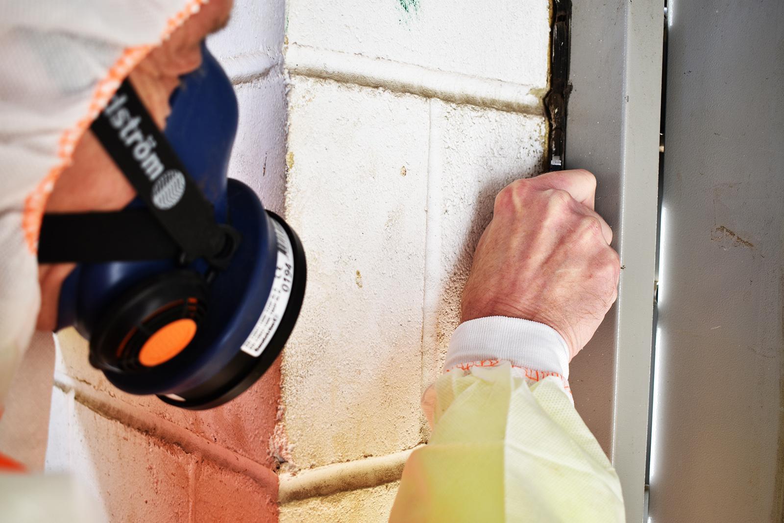 Asbestos Sampling -