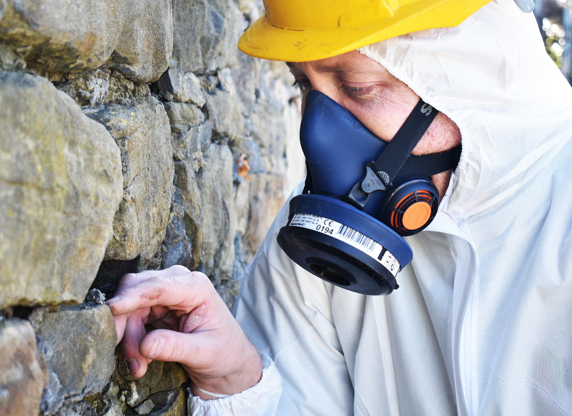 Asbestos Sampling - Asbestos Sampling
