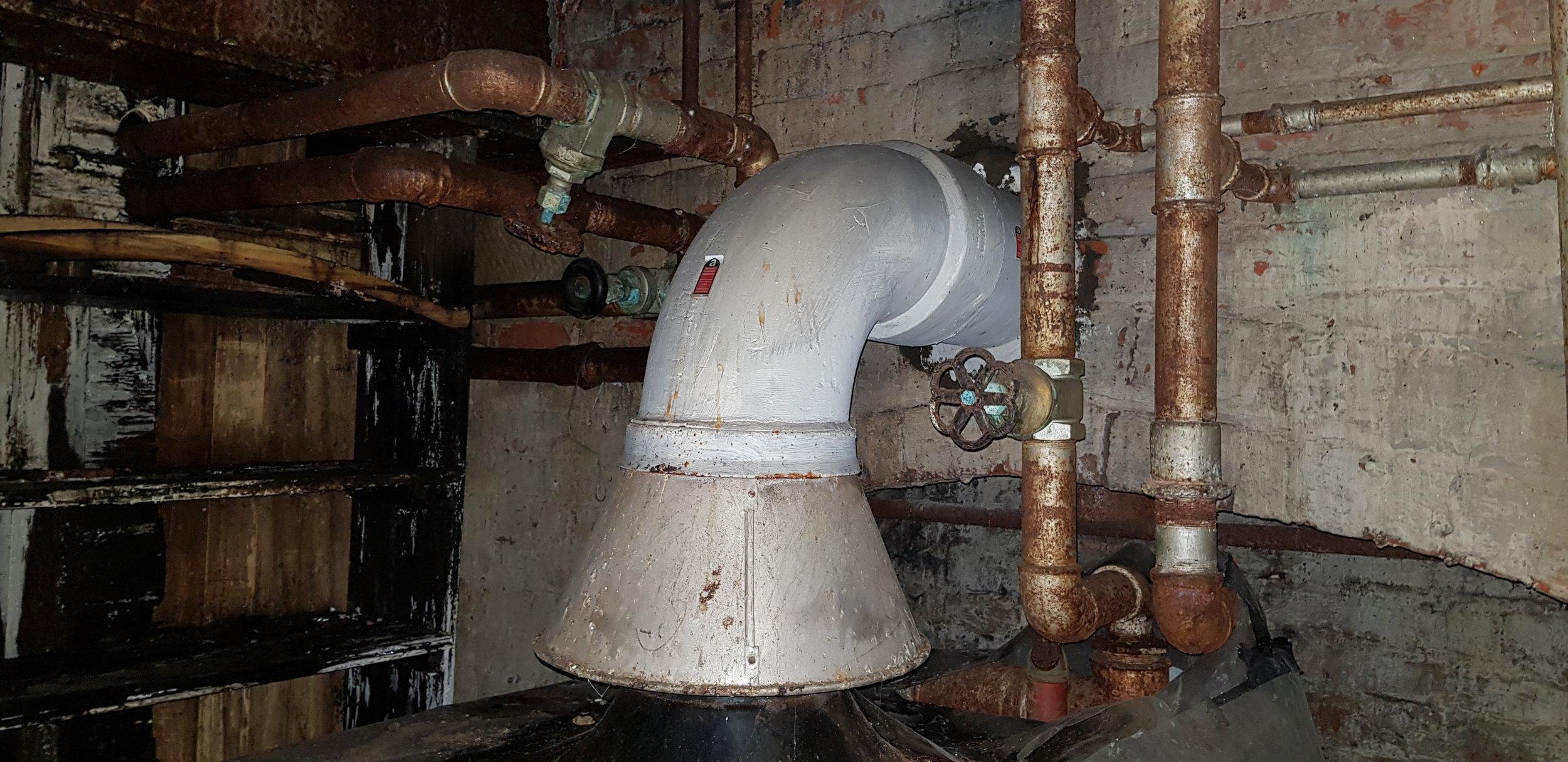 Asbestos Cement Flue Pipe