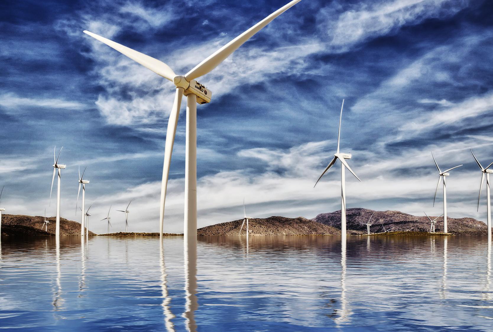 GREEN ENERGY -