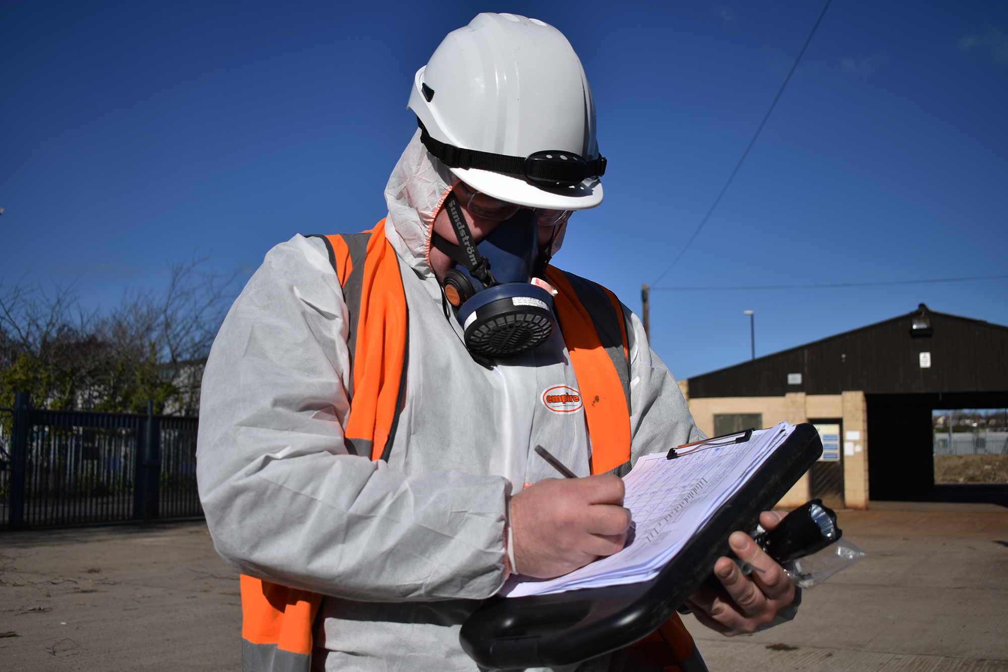 ASBESTOS SURVEYING -