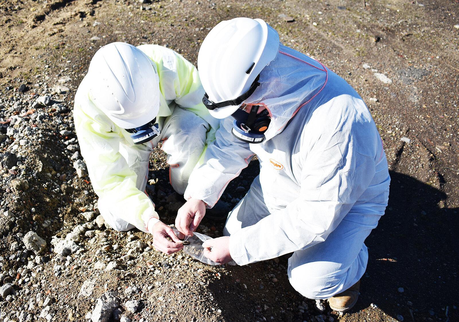 Soil Sampling -