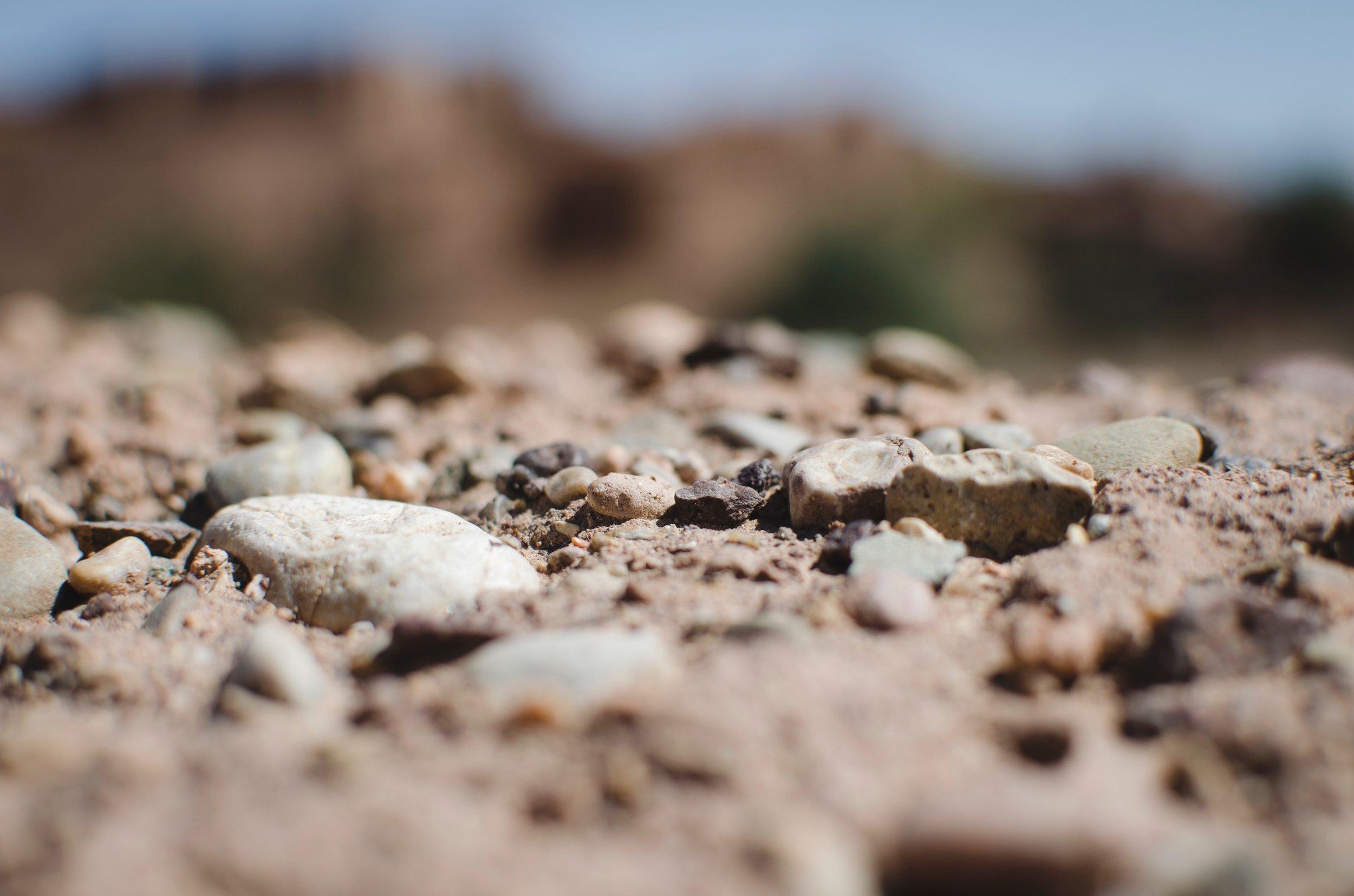 Asbestos in Soils -