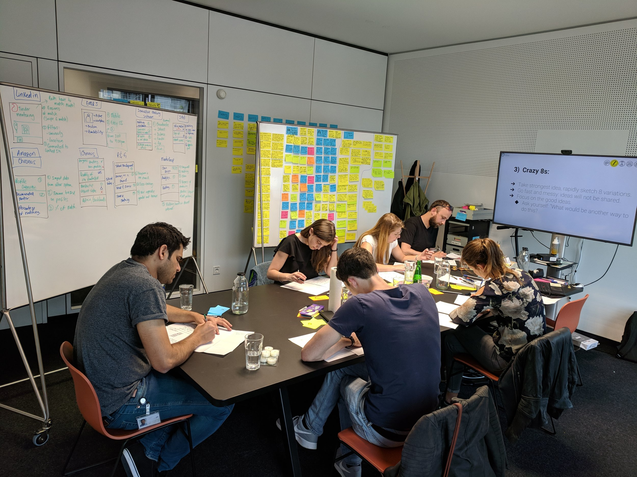 Success stories - Read how our Design Sprints helped companies foster an environment for innovation, empowered their employees to build great products and delighted their customers.
