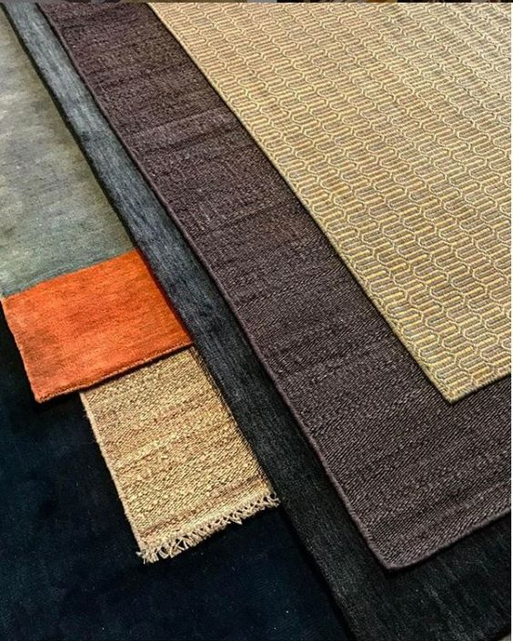 Bruder jute and wool rugs