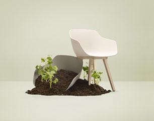 Kuskoa Bi Bioplastic chair