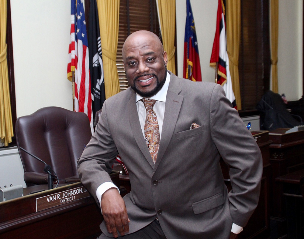 Honorable Van R. Johnson, II