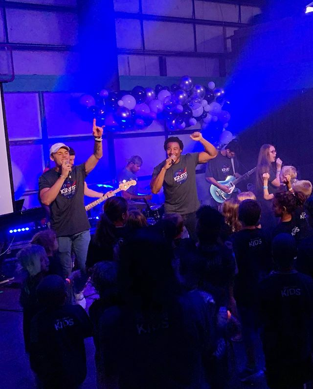 N I G H T 2 / / IGNITE has been a BLAST! We've had so much fun igniting a passion in kids' hearts for music and production! We love how we can leverage technology and songs to bring glory to Jesus! #MomentumIGNITE