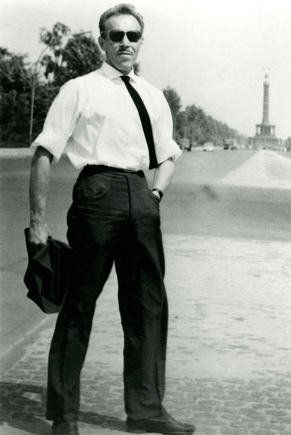 Tom of Finland in Berlin