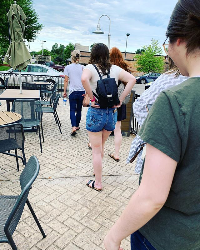 Girls coffee there is a change of plans. Power is out at Panera so we will be across the street at Starbucks ⭐️. Hope to CYA there:) #bettertogether #coffeeshops