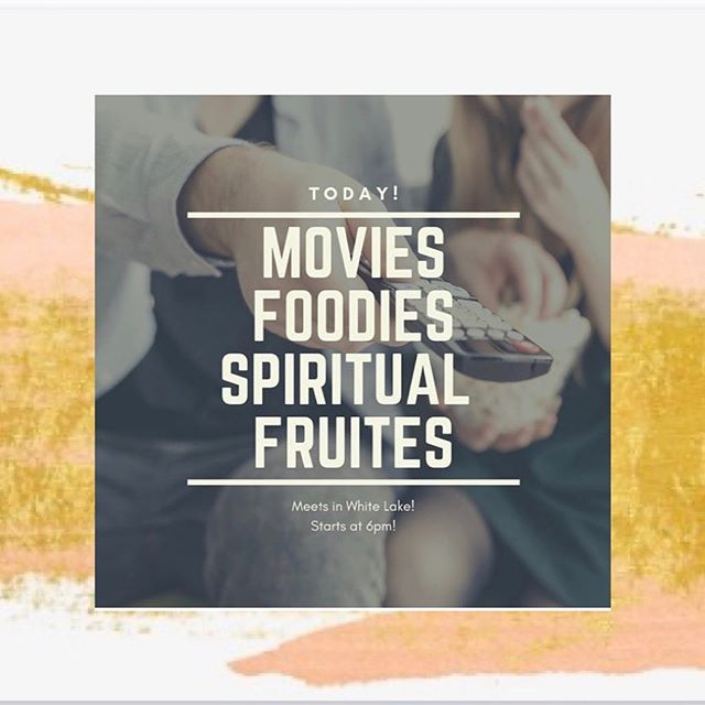Tonight we have Movies, Foodies, and Spiritual Fruites connect group! They will be watching mystery man and having a nacho bar. Come join us at 6 pm. Hope to CYA there:) #bettertogether #movies #cya