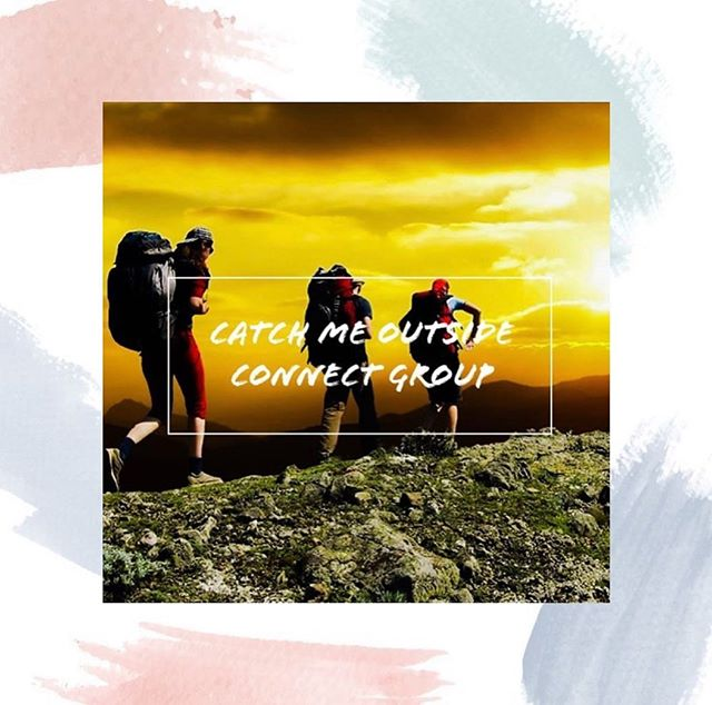 Hey it's not to late to join Catch me outside connect group! Meet at cornerstone church right now for a fun activity. They will be playing a epic game of capture the flag. Hope to CYA soon. #getout #bettertogether