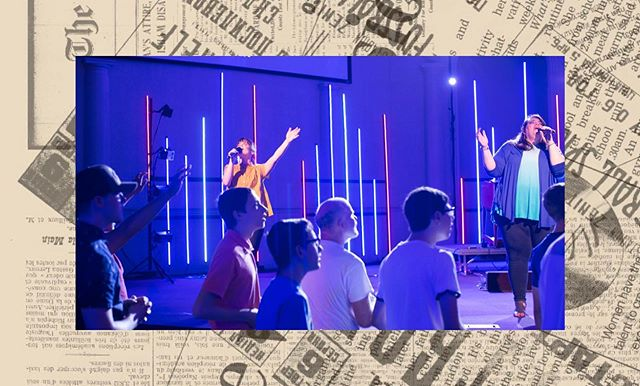"""""""Give me faith to trust what you say That you're good and your love is great I'm broken inside, I give you my life.""""🎶 Sometimes we have to ask God to change our heart and thoughts. Today if you need help with this all you have to do is ask! #Godisgood #cyasunday #worship"""