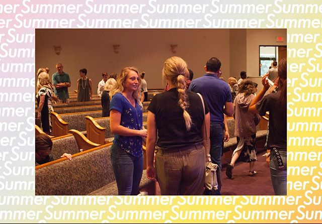 Good morning CYA, Today is CYA Sunday. Come be blessed by the Lord today. Grab a seat by the young adult section. Let celebrate God together! Can't wait to CYA here! #cyasunday #summer